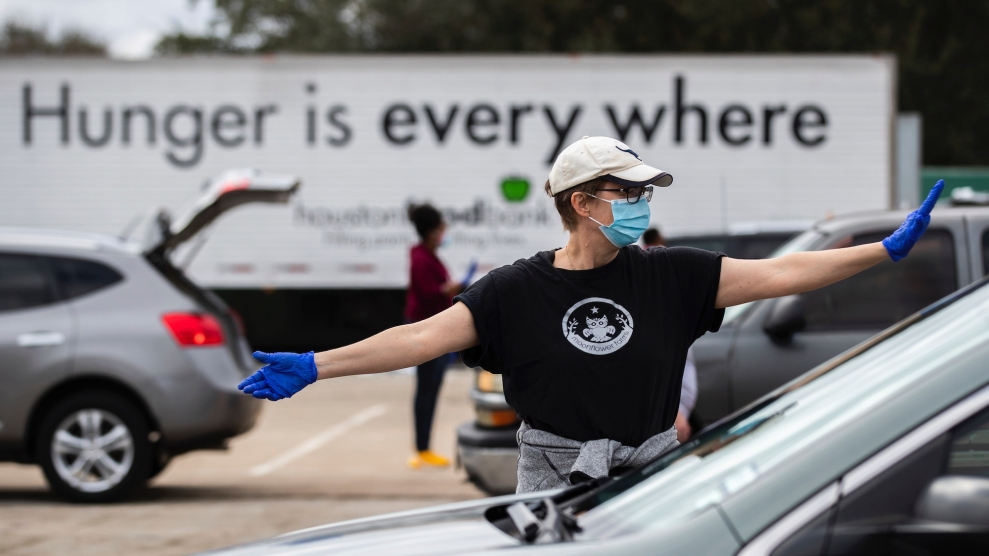 Texas Democrats Use Their Organizing Power for Disaster Relief 1
