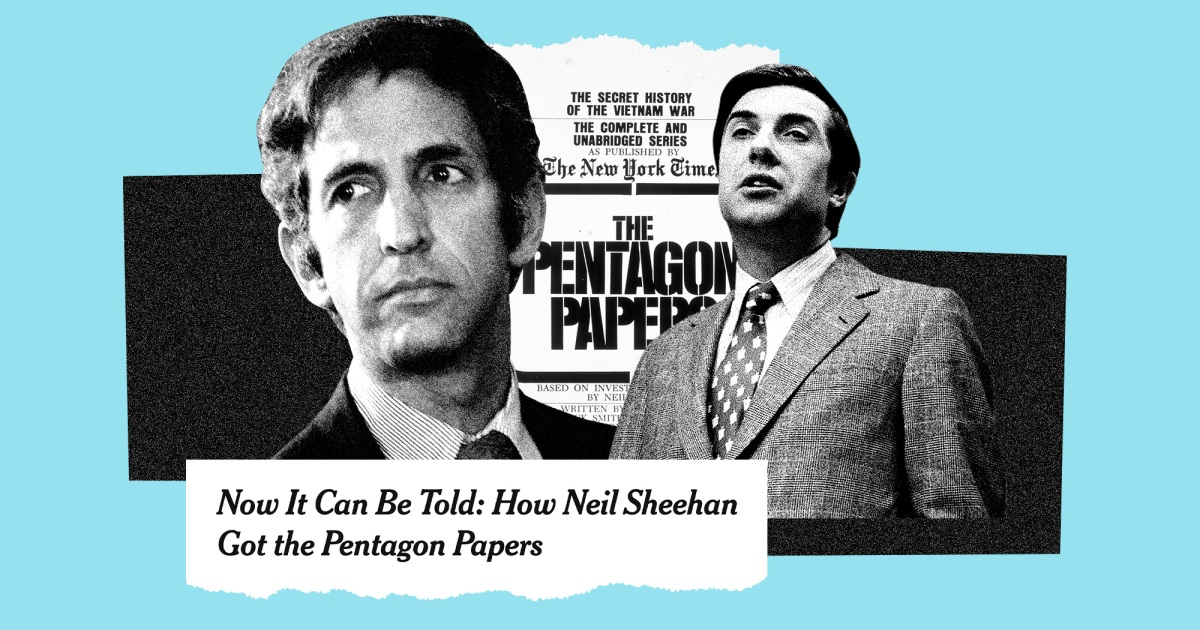 How the New York Times deceived Pentagon Papers whistleblower Daniel Ellsberg