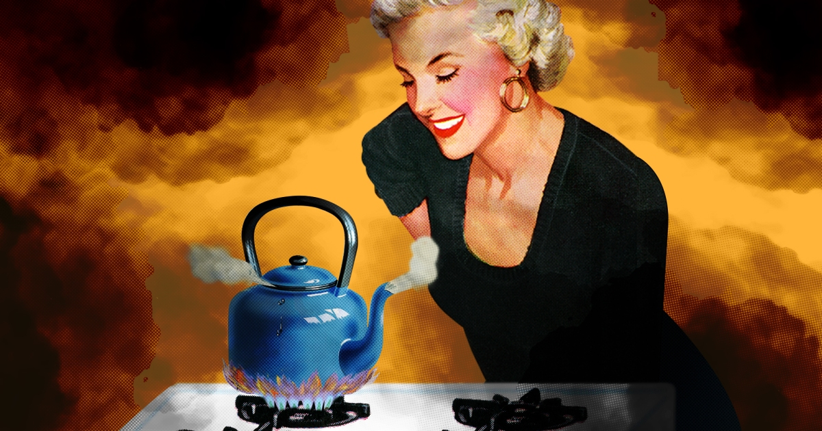 How the Fossil Fuel Industry Convinced Americans to Love Gas Stoves