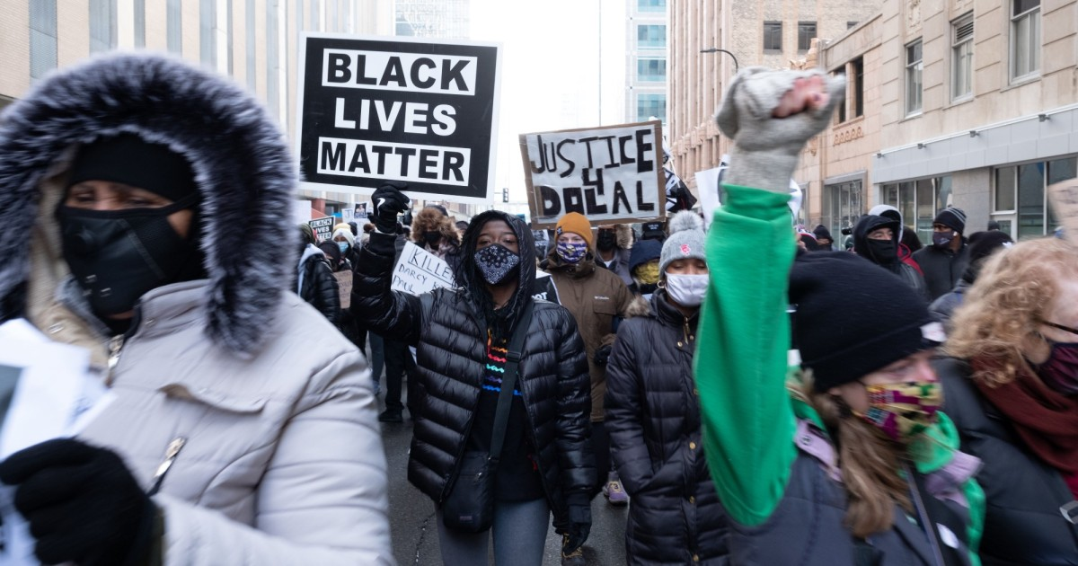 Black Lives Matter - cover