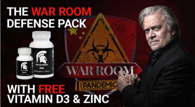 Steve Bannon: Wellness Warrior?
