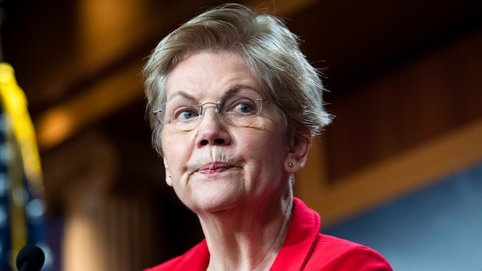 Senator Elizabeth Warren introduces the Ultra-Millionaire Tax Act