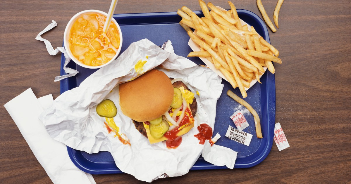 For about $7—less than an hour's minimum wage—McDonald's will dish up 1080 calories in the form of a Big Mac, some fries, and a soda.
