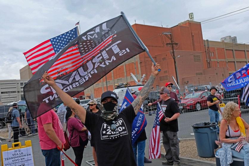 Arizona protestors