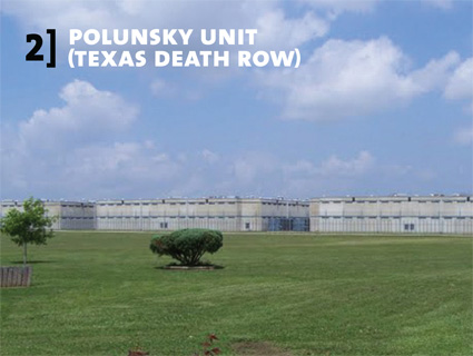 America's 10 Worst Prisons: Polunsky – Mother Jones
