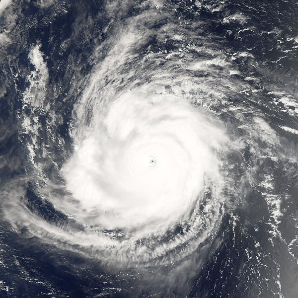 Hurricane/Super Typhoon Ioke, 2006