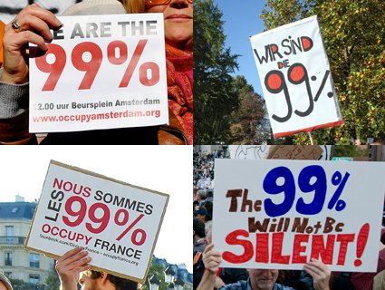 How Occupy Wall Street Really Got Started Mother Jones