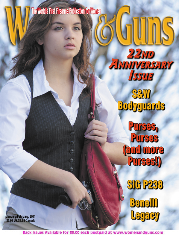 women and guns cover