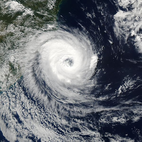 Cyclone Catarina, 2004