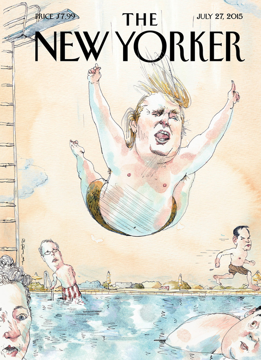 cartoonist takes on the sketchiest president yet mother jones