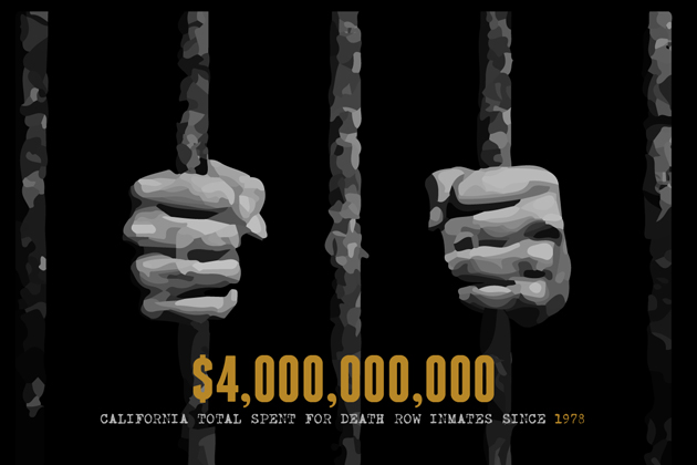 the costs of the death penalty in In terms of costs, a report of the washington state bar association found that death penalty cases are estimated to generate roughly $470,000 in additional costs to the prosecution and defense.