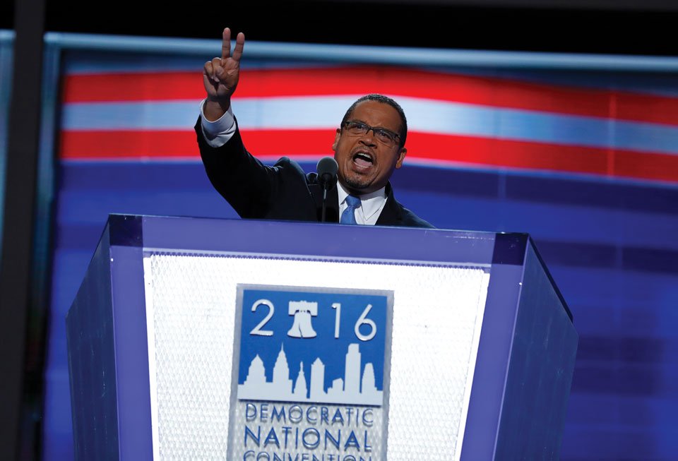 Keith Ellison Is Everything Republicans Thought Obama Was Maybe