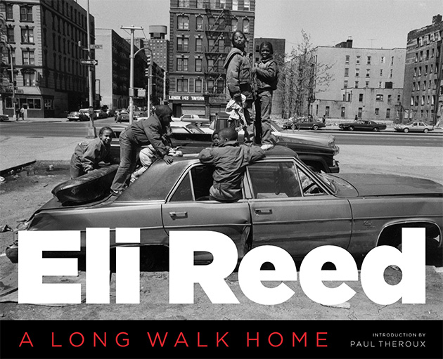 Eli Reed Long Walk Home book