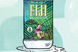 Fiji Water: Spin the Bottle – Mother Jones
