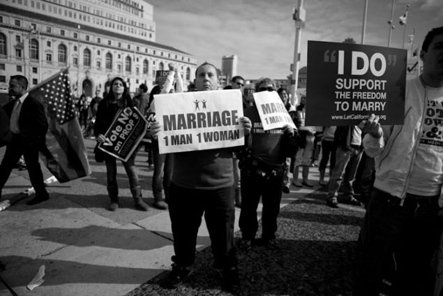 anti gay marriage research paper