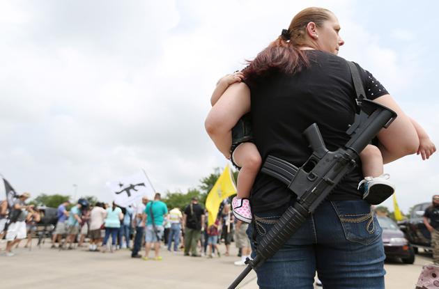Fearing Rising Backlash, NRA Urges Gun Activists to Stand