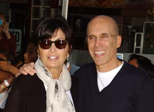 Jeffrey and Marilyn Katzenberg