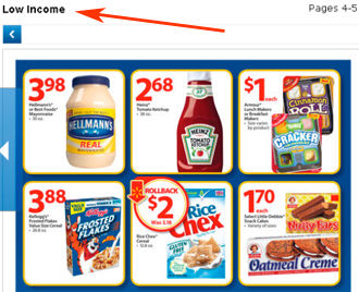 Walmart Ads Target Low Income Consumers With Junk Food Mother Jones