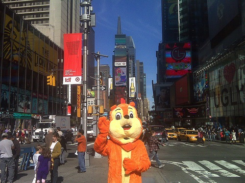 RNC Squirrel