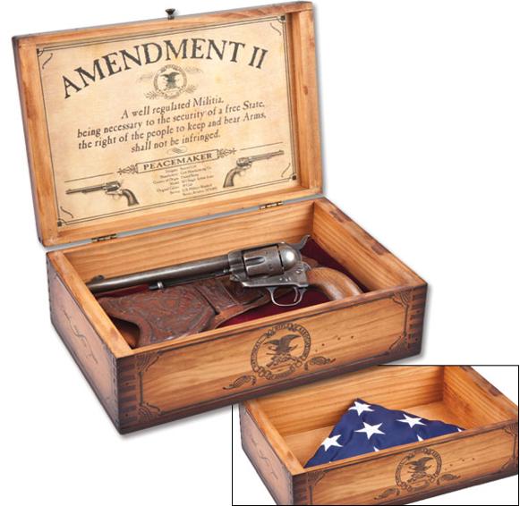 how to make a wooden gun box