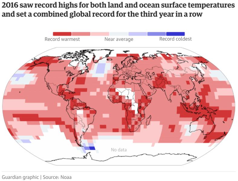 7 Statement Donald Trump calls global warming just a 'hoax'!