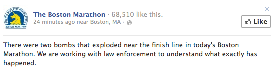 boston marathon update explosions