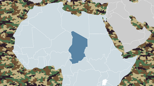 You Might Not Know Where Chad Is, But the US Military Has