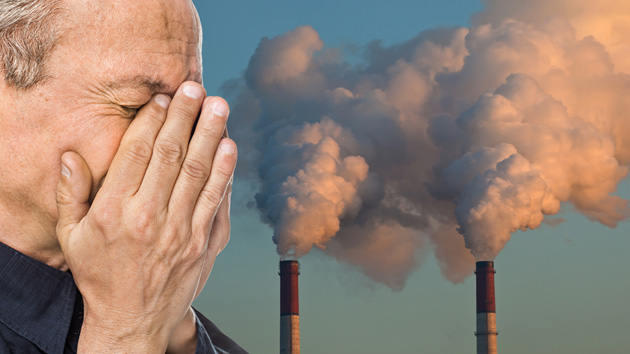Study Air Pollution May Make Your Brain Age Faster