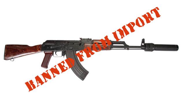 AK-47 Manufacturer Fires Back at US Over Sanctions – Mother