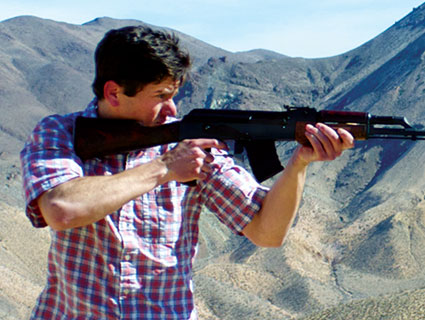 I Built This AK-47  It's Legal and Totally Untraceable  – Mother Jones
