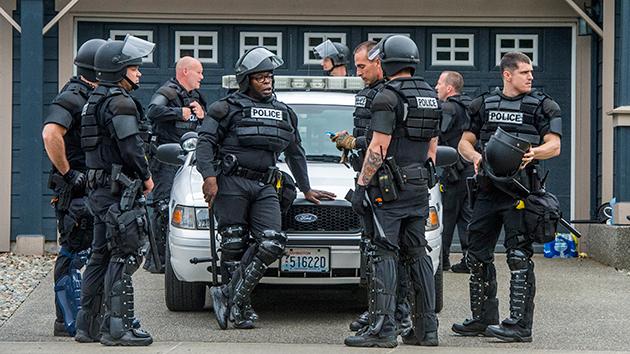 US police arrests Nigerians