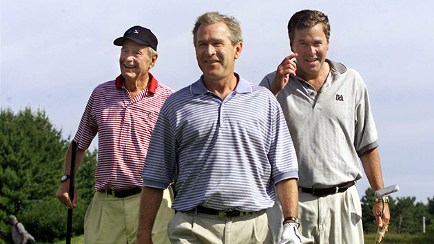 How the Bush family aided Planned Parenthood's rise.