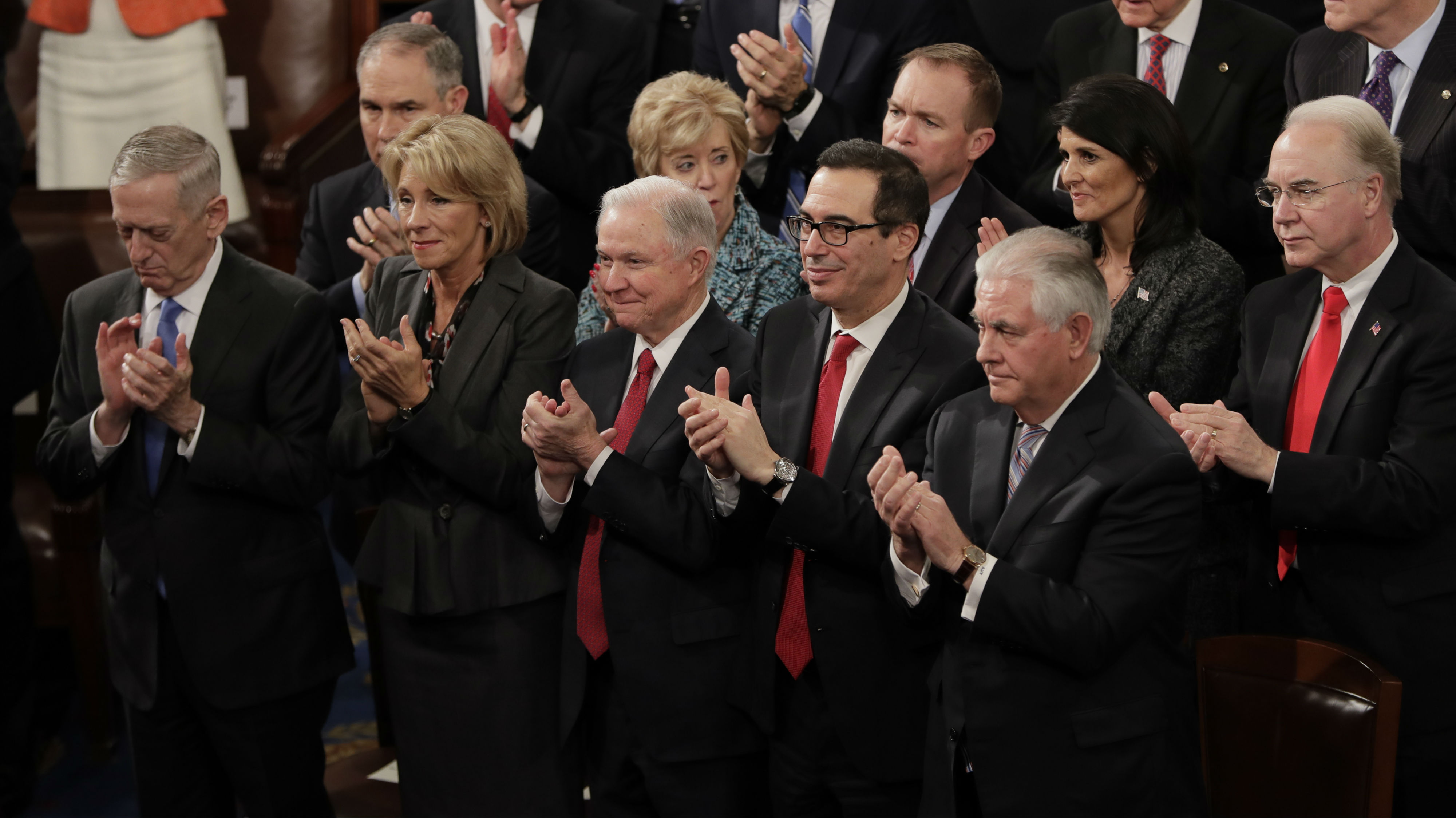These 5 Trump Cabinet Members Have Made False Statements to ...