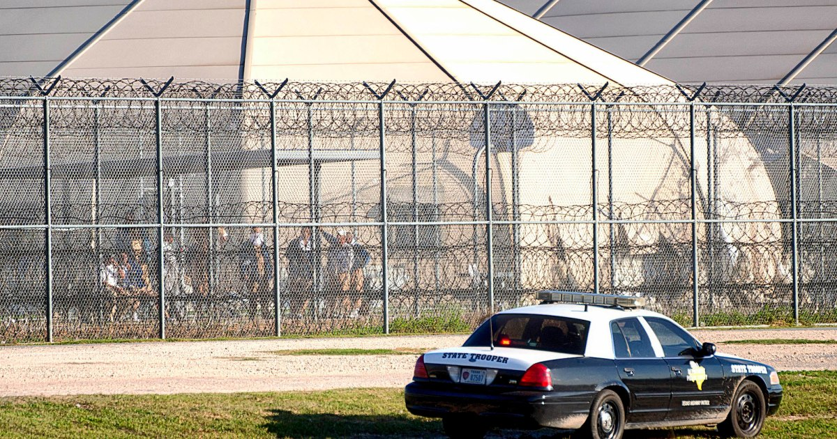 The Private Prison Industry Is Licking Its Chops Over Trump's
