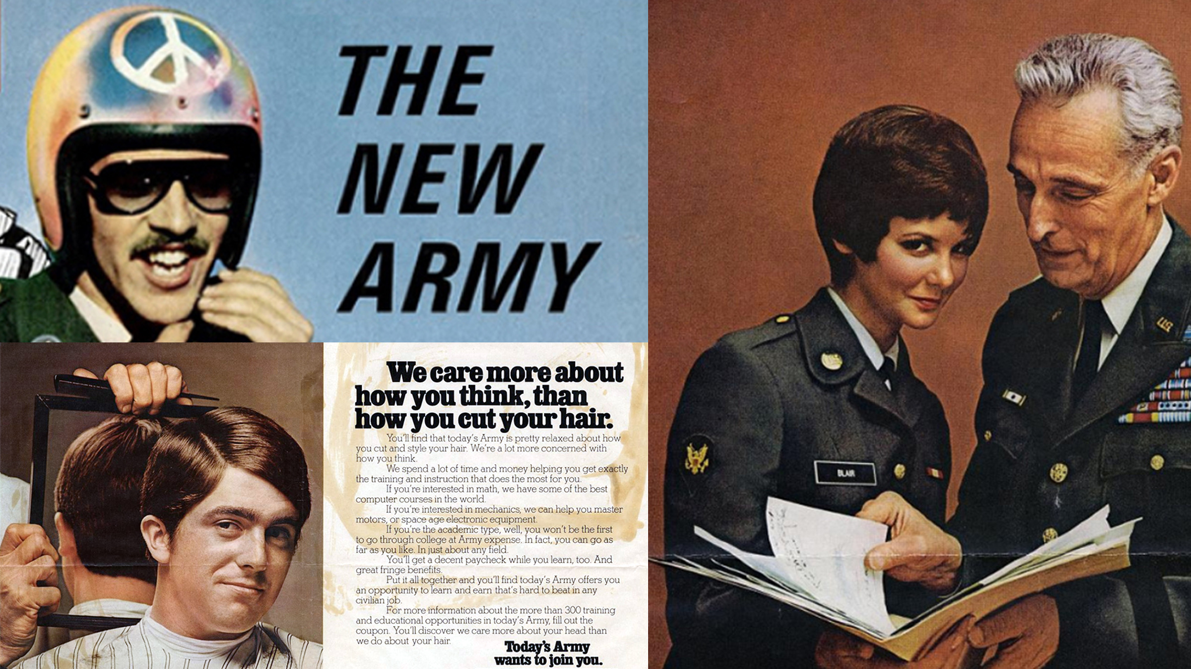 These Early 70s Ads Tried To Convince Kids The Us Army Wasnt