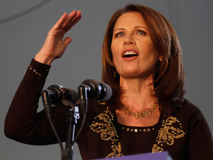 Michele Bachmann Said What?!