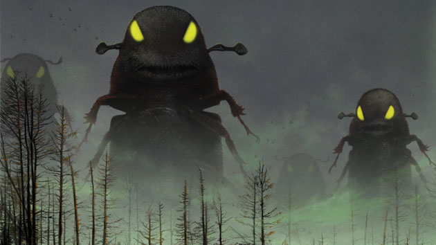Bark Beetles Are Decimating Our Forests  That Might Actually Be a