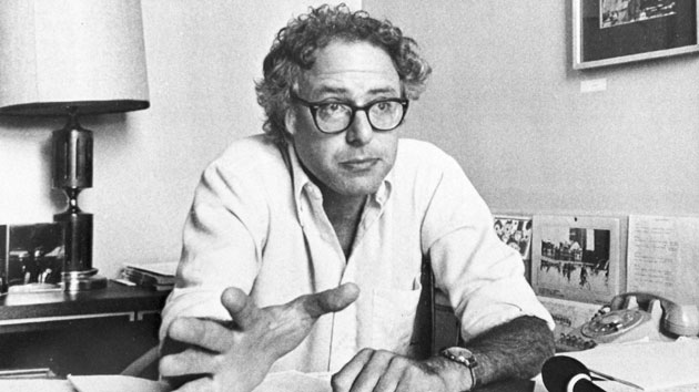 How Bernie Sanders Learned To Be A Real Politician