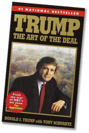 Image result for Tony Schwartz, donald Trump photos