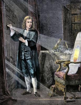 Erfindung Von Isaac Newton