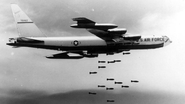 50 Years Ago This Week We Started Bombing Vietnam – Mother ...  50 Years Ago Th...
