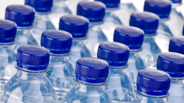 Bottled Water Comes From the Most Drought-Ridden Places in