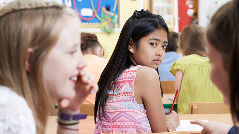 bullying in schools in 7th grade girls Worried about undercover girl bullying when girls bully when marean says most parents first reaction is to get on the phone and call the school or the.