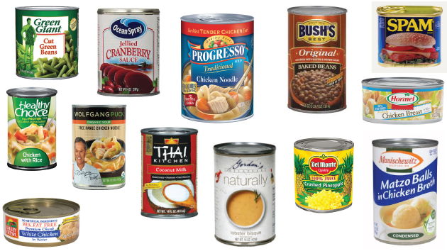 bpa messes with your hormones�and it�s in these canned
