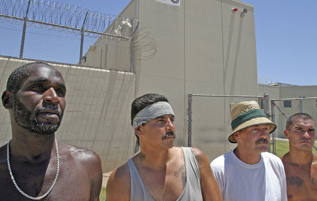 Inside California's Color-Coded, Race-Based Prisons – Mother