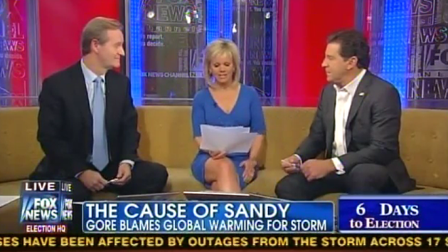 Fox News' Parent Company Is Really Worried About Global