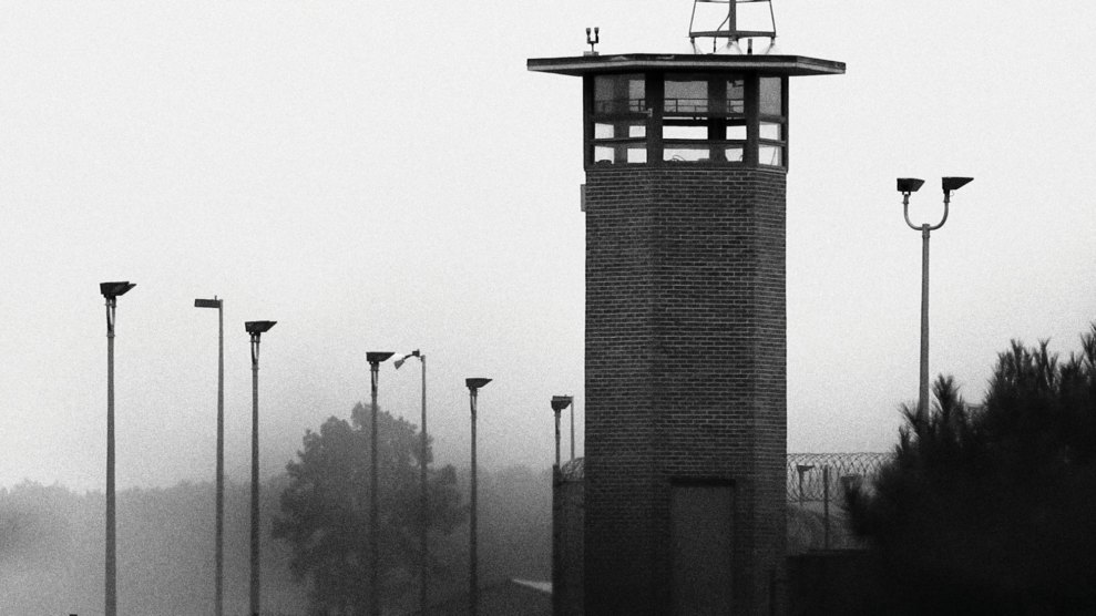 A Brief History of America's Private Prison Industry – Mother Jones