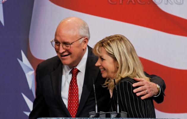 Liz Cheney Heartlessly Disowns Her Sister on National TV – Mother Jones