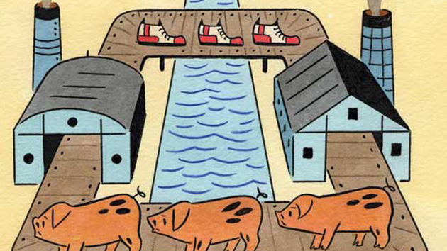 Are We Becoming China's Factory Farm?