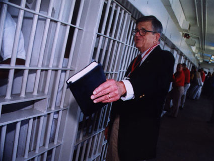 Charles Colson's Jails for Jesus – Mother Jones